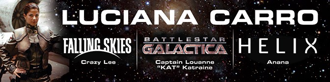 Celebrity Banner for Luciana Carro
