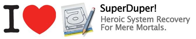 I love SuperDuper