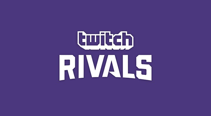 Twitch Rivals Web Page